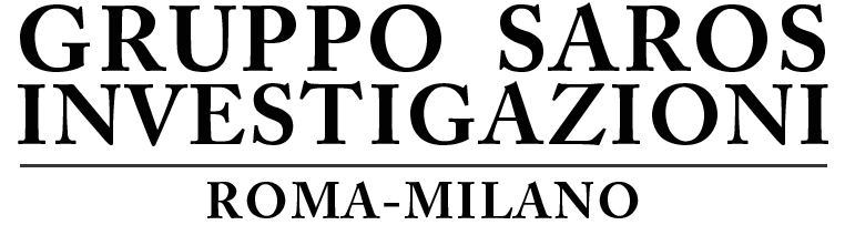 Gruppo SAROS Investigazioni – Agenzia Investigativa Roma | Milano